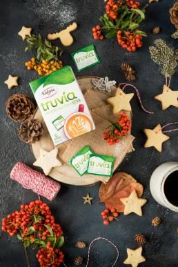 ricetta biscotti truvia eridania stevia senza zucchero