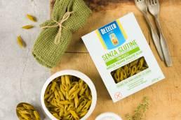 Foto pasta De Cecco piselli senza glutine