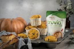 ricetta muffin truvia eridania stevia senza zucchero